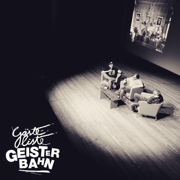 Gästeliste Geisterbahn, Folge 69: Bacon quer (Live) (MP3-Download) - Nilz; Donnie; Herm