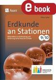 Erdkunde an Stationen 9-10 Inklusion (eBook, PDF)