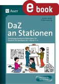 DaZ an Stationen (eBook, PDF)