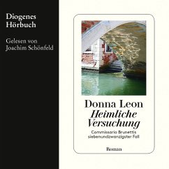 Heimliche Versuchung / Commissario Brunetti Bd.27 (MP3-Download) - Leon, Donna