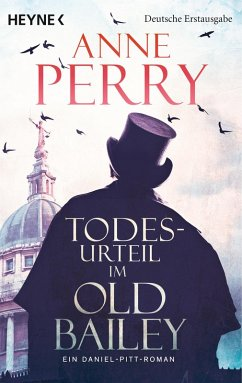 Todesurteil im Old Bailey / Daniel Pitt Bd.1 (eBook, ePUB) - Perry, Anne