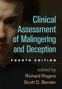 Clinical Assessment of Malingering and Deception, Fourth Edition (eBook, ePUB)