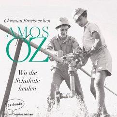 Wo die Schakale heulen (Ungekürzte Lesung) (MP3-Download) - Oz, Amos