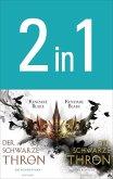 Die Schwestern & Die Königin / Der Schwarze Thron Bd.1+2 (eBook, ePUB)