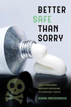 Better Safe Than Sorry (eBook, PDF)