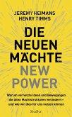Die neuen Mächte - New Power (eBook, ePUB)