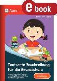 Textsorte Beschreibung für die Grundschule (eBook, PDF)