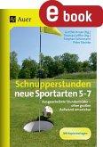 Schnupperstunden neue Sportarten 5-7 (eBook, PDF)