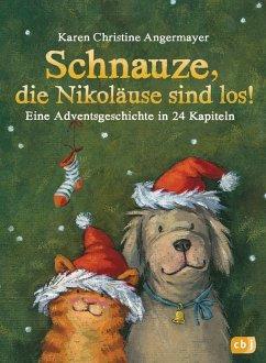 Schnauze, die Nikoläuse sind los / Schnauze Bd.4 (eBook, ePUB) - Angermayer, Karen Christine
