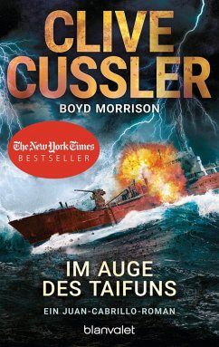 Im Auge des Taifuns / Juan Cabrillo Bd.12 (eBook, ePUB) - Cussler, Clive; Morrison, Boyd