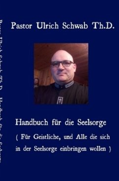 Pastor Ulrich Schwab Th.D. - Schwab ULC, Pastor Ulrich