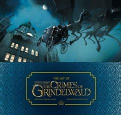 The Art of Fantastic Beasts 2: The Crimes of Grindelwald - Power, Dermot