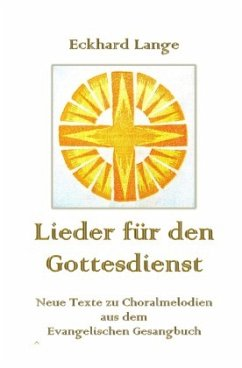 Lieder für den Gottesdienst - Lange, Eckhard