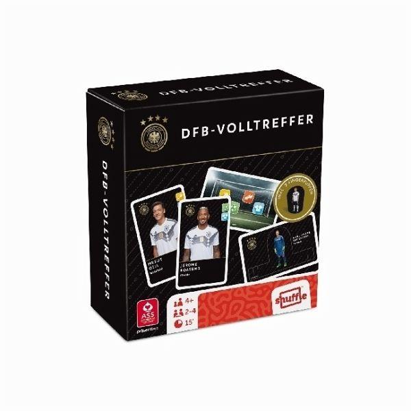 DFB Volltreffer Reisespiel (Kinderspiel)