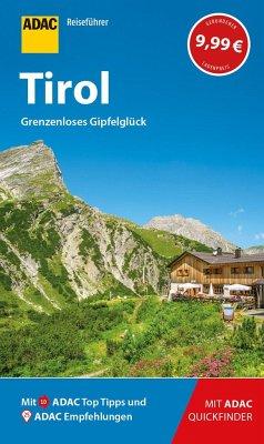 ADAC Reiseführer Tirol - Weindl, Georg