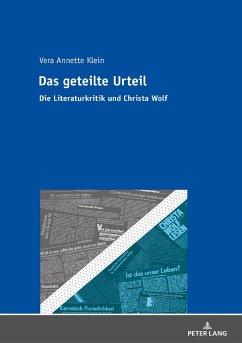 Das geteilte Urteil - Klein, Vera Annette