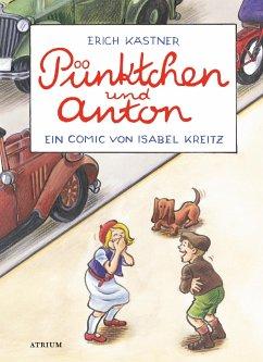 Pünktchen und Anton - Kästner, Erich