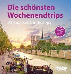 HOLIDAY Reisebuch: Die schönsten Wochenendtrips - Pierrot, Peer