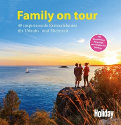 HOLIDAY Reisebuch: Family on tour - De Monte, Uta