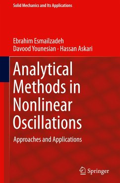 Analytical Methods in Nonlinear Oscillations: A...