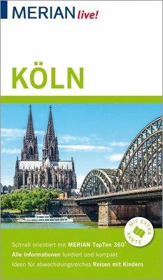 MERIAN live! Reiseführer Köln - Penzl, Gerald