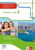 Green Line 5. Bundesausgabe ab 2014. Fit für Tests und Klassenarbeiten mit Lösungsheft und CD-ROM Klasse 9