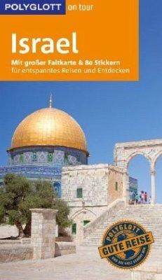 POLYGLOTT on tour Reiseführer Israel - Lauer, Carolin