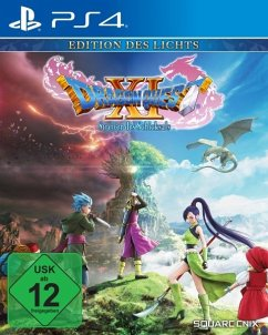 Dragon Quest XI: Streiter des Schicksals Ed. (PlayStation 4)