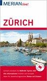 MERIAN live! Reiseführer Zürich
