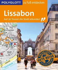 POLYGLOTT Reiseführer Lissabon zu Fuß entdecken