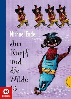 Jim Knopf und die Wilde 13 (eBook, ePUB) - Ende, Michael