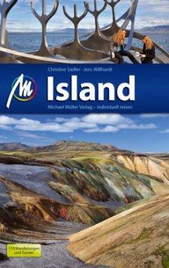 Island (Mängelexemplar) - Sadler, Christine; Willhardt, Jens