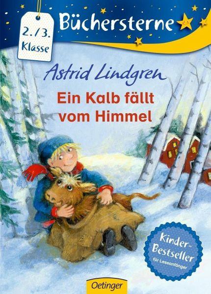 Ein Kalb fällt vom Himmel (Mängelexemplar) - Lindgren, Astrid