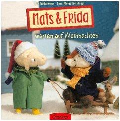 Mats & Frida warten auf Weihnachten / Mats & Frida Bd.5 (Mängelexemplar) - Gadermann, Jan; Kleine Bornhorst, Lena