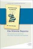 Die Stimme Bayerns (eBook, PDF)