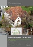 Zimmermannshandwerk vor 460 Jahren (eBook, PDF)