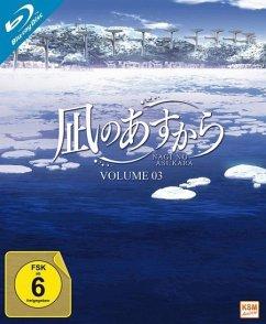 Nagi no asukara, Vol. 3 - N/A
