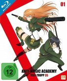 Anti-Magic Academy - Test-Trupp 35 - Volume 1 - Episode 1-4