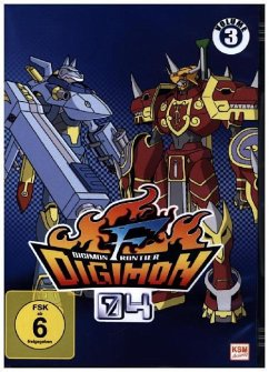 Digimon Frontier, Vol. 3 (3 Discs)