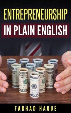 Entrepreneurship in Plain English (eBook, ePUB)