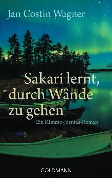Buch-Reihe Kimmo Joentaa von Jan C. Wagner