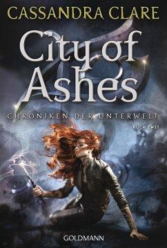 City of Ashes / Chroniken der Unterwelt Bd.2 - Clare, Cassandra