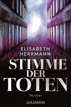 Stimme der Toten / Judith Kepler Bd.2 - Herrmann, Elisabeth
