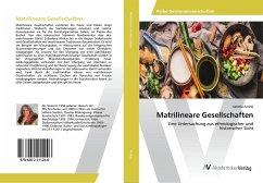 Matrilineare Gesellschaften