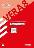 VERA 8 Testheft 1: Haupt-/Realschule 2019 - Deutsch + ActiveBook