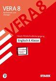 VERA 8 Testheft 1: Haupt-/Realschule 2019 - Englisch + ActiveBook