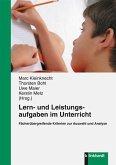 Lern- und Leistungsaufgaben im Unterricht (eBook, PDF)