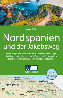 DuMont Reise-Handbuch Reiseführer Nordspanien und der Jakobsweg (eBook, PDF) - Golder, Marion