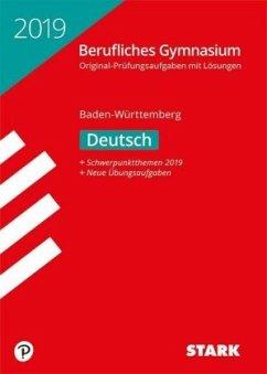 Abiturprüfung Berufliches Baden-Württemberg 201...