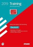 Training Abschlussprüfung Realschule Baden-Württemberg 2019 - Deutsch